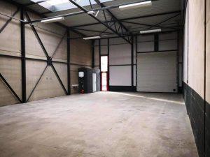 Opslagruimte / loods Heerlen Parkstad Limburg
